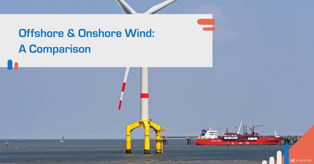 Onshore and Offshore Wind Energy: A Comparison
