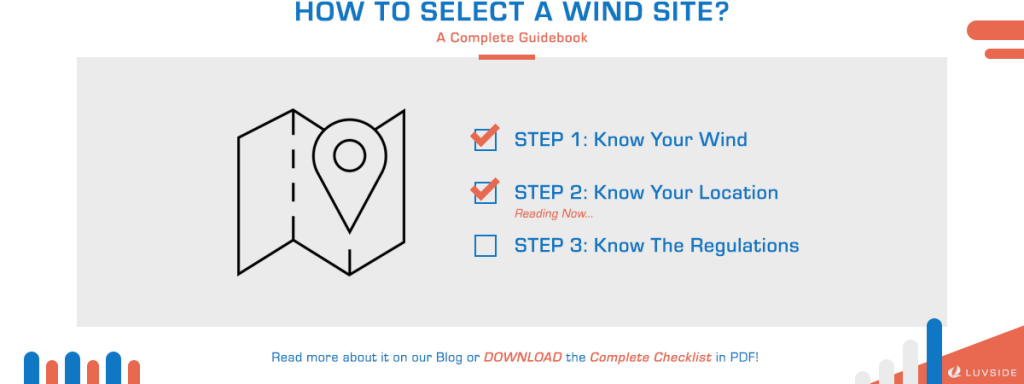 How to Select A Wind Site: A Complete Guidebook.