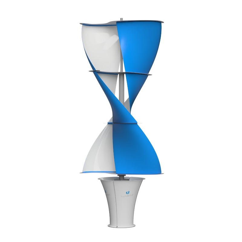 LS Helix 3.0 vertical axis wind turbine